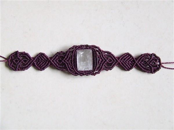 Bracelet baroque