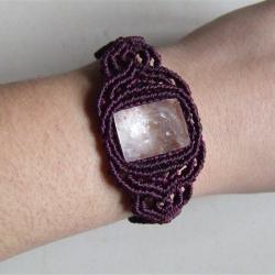 Bracelet baroque porté