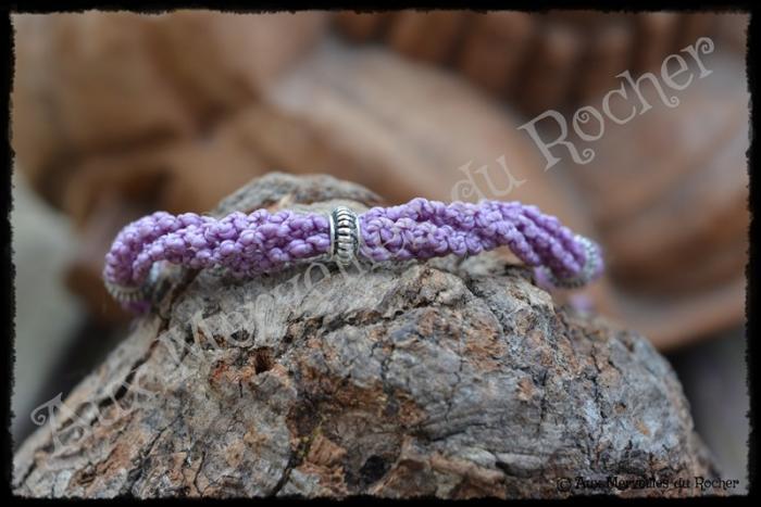 Bracelet Catur lilas