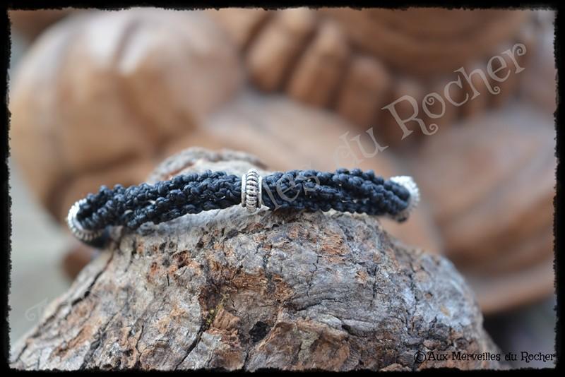 Bracelet Catur noir