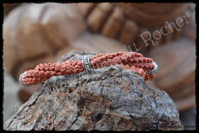 Bracelet Catur orange