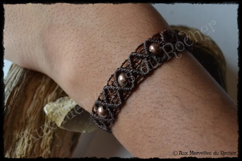bracelet prabhivara maxi porté