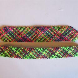 Bracelets fluos
