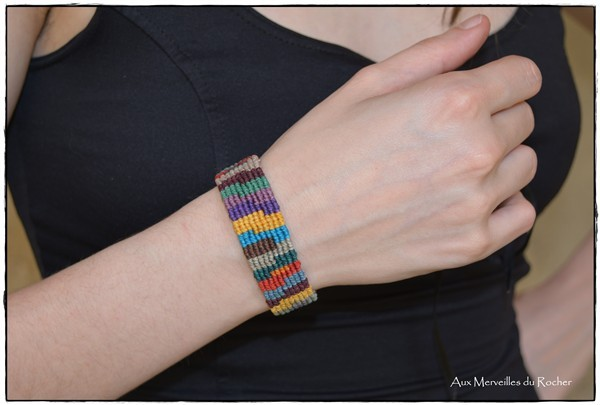 Gaia bracelet multicolore