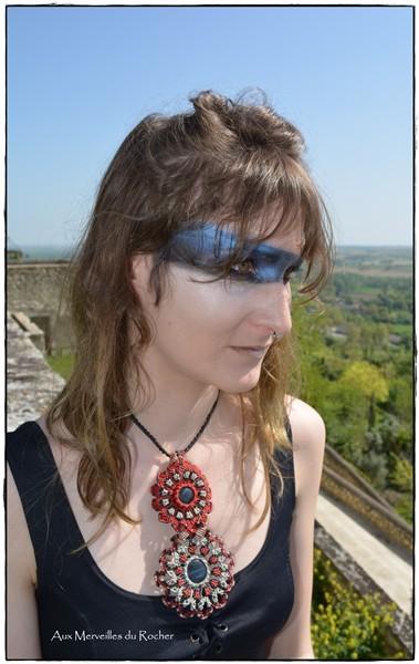 Gaia double oeil de faucon