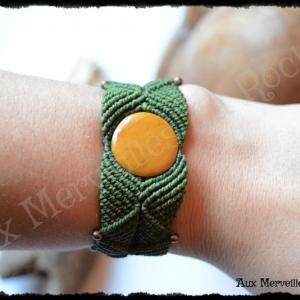 Bracelet k re limonite 2
