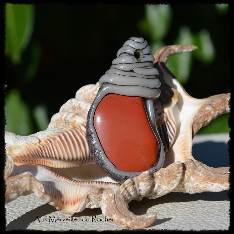 Jaspe rouge 1